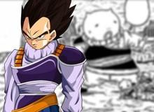 """Dragon Ball Super: Lấn át được """"bản năng vô cực"""" của Goku, rốt cuộc Vegeta đã học được kỹ thuật """"thần thánh"""" gì?"""