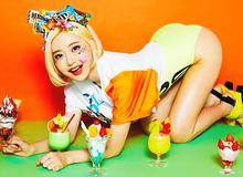 Đứng hình trước loạt ảnh bikini của DJ Soda - nữ DJ số 1 Hàn Quốc