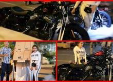 """Anh chàng được vợ tặng xe mô tô giá trị khủng, dân mạng vội GATO: """"Quan trọng là tiền của ai?"""""""