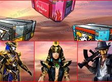 """PUBG Mobile 0.19 hé lộ phần thưởng của Royale Pass 14 mang chủ đề thú vị: """"Ai Cập cổ đại"""""""