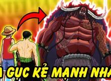 """One Piece: Đi vào """"vết xe đổ"""" của Rocks D. Xebec, Kaido và băng Bách Thú sẽ tự tan rã vì đấu đá nội bộ?"""