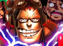 """One Piece: Tưởng là """"phế"""" ai dè chỉ với 1 chiêu thức đã đả thương Luffy, vậy Scratchmen Apoo sở hữu sức mạnh """"bá đạo"""" gì?"""