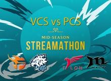 LMHT: Toàn bộ lịch thi đấu và thông tin về đối thủ trong cuộc đối đầu giữa VCS và PCS