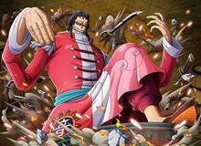 """One Piece: Tại sao Kenbunshoku Haki của Luffy không """"có tác dụng"""" với loạt đòn tấn công từ Apoo?"""