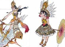 """Không phải bikini hay """"áo váy lòe loẹt"""", trang phục truyền thống đậm tính văn hóa lịch sử mới là thứ game thủ Việt muốn đưa vào game nhất"""