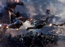 Bật mí cảnh hậu trường của 1 số tác phẩm Oscars 2020: Bom tấn thế giới trước và sau khi sử dụng CGI khác biệt như thế nào?