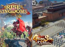 """Thích Rise of Kingdoms nhưng ngại đồ họa """"Tây"""", khó thanh toán? Giang Sơn Mỹ Nhân sẽ là lựa chọn thay thế """"ổn áp"""" với gameplay tương đồng"""