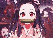 Kimetsu no Yaiba: Ngẩn ngơ ngắm Nezuko xinh và đáng yêu hết nấc, ước gì mình cũng có em gái như Tanjirou