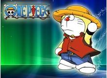 Nobita chính là người tạo ra thế giới One Piece- nghe vô lý nhưng lại cực kỳ thuyết phục