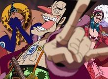 """One Piece: Điểm danh 4 nhân vật phản diện """"phế"""" nhất, xuất hiện nhiều nhưng chủ yếu để """"tấu hài"""""""