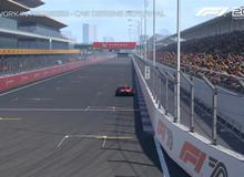 Đường đua F1 tại Việt Nam bất ngờ xuất hiện trong tựa game đua xe đình đám