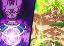 """Dragon Ball Super: 5 nhân vật """"siêu mạnh"""" có khả năng đánh bại Thần Hủy Diệt Beerus trong trận đấu tay đôi"""