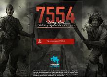 Game thuần Việt đình đám nhất lịch sử - 7554 đang phát tặng miễn phí 100%