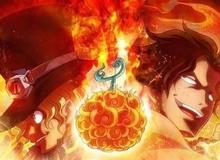 """One Piece: Mặc dù mạnh mẽ nhưng Mera Mera no Mi vẫn phải """"chào thua"""" trước 5 trái ác quỷ cùng hệ dưới đây"""