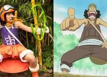 """One Piece: 10 phiên bản cosplay Usopp tuyệt đẹp cho thấy bắt chước """"thánh chém gió"""" không khó tẹo nào!"""