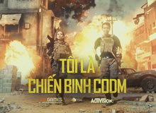 """Mừng 2 triệu người chơi, Call of Duty: Mobile VN công bố cuộc thi """"Tôi là chiến binh CODM"""" với phần thưởng lên đến 200 triệu VNĐ"""