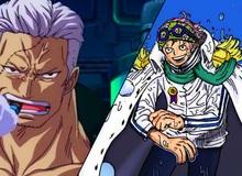 One Piece: Không tính các đô đốc, đây là 8 thành viên hải quân mạnh và nổi bật nhất hiện nay