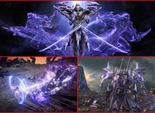Chronicle of Infinity - Siêu phẩm MMORPG sở hữu mode PvP dạng Battle Royale đã mở thử nghiệm