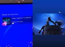 Sức hút của Final Fantasy VII Remake lớn đến nỗi, ca sĩ xinh đẹp Min cũng chơi tựa game này