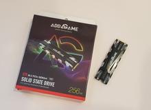 Đánh giá Addgame X70: SSD hàng hiếm với tốc độ cao, thiết kế ngầu, lại còn trang bị led RBG