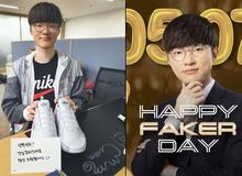 'Oách' như Chủ tịch Faker: Đón sinh nhật, được Nike tặng ngay mẫu giày siêu thông minh đời mới nhất