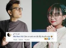 Người trong cuộc lên tiếng: Bomman xác nhận đang trong mối quan hệ tình cảm với MC Minh Nghi