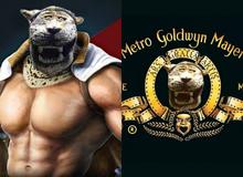 Loạt ảnh chế photoshop bức tượng hổ mặt ngáo không cười sặc nước bọt, không tính tiền