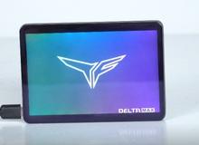 Review ổ cứng SSD TEAM T-Force DELTA MAX 250GB / 500GB: Đã ngon còn thêm đèn đóm lập lòe