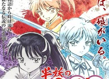 """Inuyasha ra mắt bất ngờ phần hậu bản, kể về """"đời con cháu"""" của nhân vật chính"""