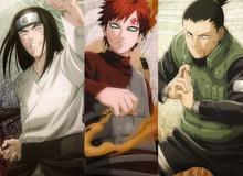 """Naruto: Đây chính là 10 tộc nhân mạnh nhất trong các gia tộc nổi tiếng, hầu hết toàn thiên tài với """"con ông cháu cha"""" (P1)"""