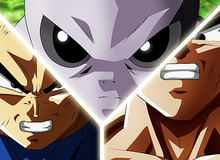 Dragon Ball: Goku và 5 nhân vật siêu mạnh được đánh giá đang ở cấp độ của Thần hủy diệt