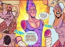 DC giới thiệu gia đình của Arm-Fall-Off Boy, siêu anh hùng vô dụng bậc nhất của hãng
