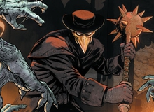 DC hé lộ Hawkman từng là một bác sĩ dịch hạch trong 1 kiếp sống quá khứ