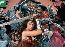 """DC ra mắt Four Horsewomen, bốn kẻ thù """"mới mà cũ"""" của Wonder Woman"""