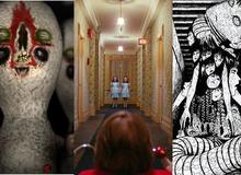 Các tác phẩm truyện tranh của Ito Junji và cách những sản phẩm giải trí hù dọa khán giả