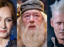 """Tác giả Harry Potter và loạt """"phốt"""" để đời: Trêu chọc """"kinh nguyệt"""" người chuyển giới nhưng thích lôi giới tính cụ Dumbledore ra để """"câu like""""?"""