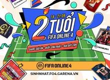 Những con số ấn tượng của FIFA Online 4 sau 2 năm