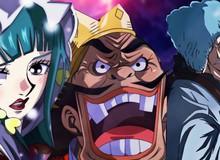 One Piece: Denjiro khoe thân hình vạm vỡ cực giống Râu Trắng, liệu Cửu Hồng Bao này có chết sau trận chiến Wano?