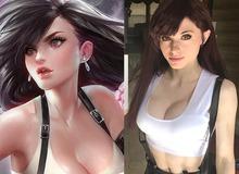 Nữ streamer xinh đẹp sexy bậc nhất thế giới hóa trang thành dàn mỹ nữ trong thế giới truyện tranh đốt mắt người xem