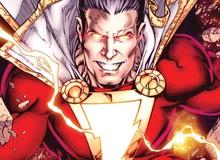 SHAZAM! kết thúc sớm với cuộc chiến giữa Shazam và Superboy-Prime
