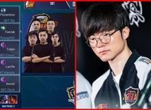 """Team SKT của Liên Quân Mobile VN thua quá nhanh, game thủ châm biếm: """"Phải mời Faker về mới gánh được"""""""