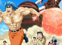 Top 4 nhân vật tham ăn và sở hữu cái bụng không đáy trong thế giới manga