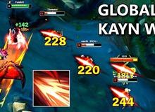 Game thủ Việt tụt rank ầm ầm vì siêu bug Kayn, cả trăm phiếu report được gửi đi mà Riot vẫn tỉnh bơ?