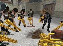 Những vũ khí chỉ game thủ Đột Kích đời đầu mới biết, quay QCMM mãi mới ra, có trong tay là cả phòng xin súng