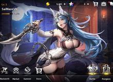 """Tải về game mobile anh em của Final Blade, được người chơi ví là """"quái vật ba đầu"""" đang Closed Beta"""