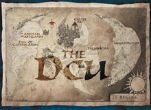 DC ra mắt bản đồ Metalverse - vũ trụ DC mới trong sự kiện DARK NIGHTS: DEATH METAL