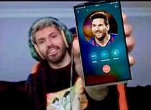 Góc 'đu fame' bạn thân: Sao bóng đá lấn sân streamer, cứ view thấp là lại gọi điện cho... Messi để câu khán giả