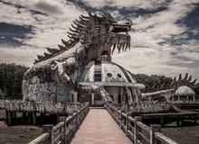Khám phá công viên bỏ hoang nổi tiếng ở Việt Nam, khung cảnh rùng rợn không khác gì game kinh dị