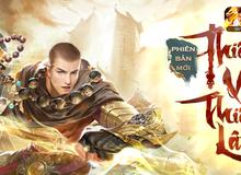 Tân Thiên Long Mobile chính thức ra mắt Phiên bản mới - Thiền Võ Thiếu Lâm