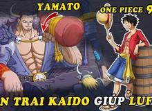 One Piece: Dù là con trai của Kaido nhưng Yamato lại là người kế thừa ý chí của Oden?